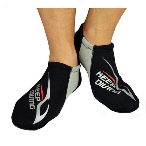 Neoprene Colorful Diving Non-slip Socks