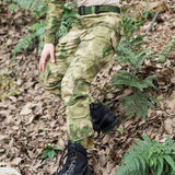 High-End Combat Camouflage Army Cargo Trousers
