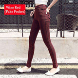 Casual Slim Stretch Pencil Thin Skinny Jeans