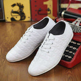 Breathable PU Leather Casual Summer Shoes - Wear.Style