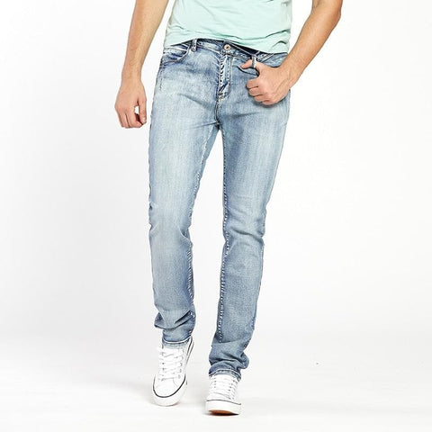 Trendy Stretch Slim Fit Jeans