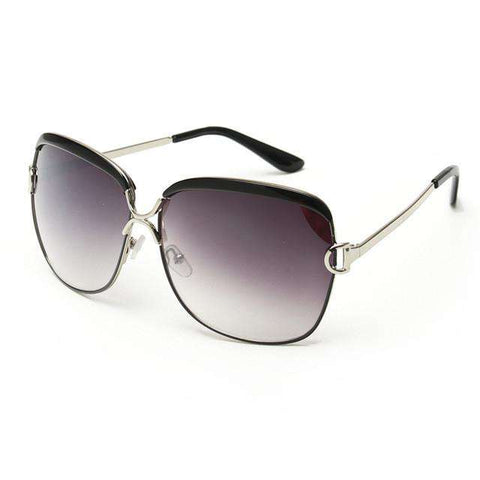 High Quality Designer D frame Gradient lenses Sunglasses
