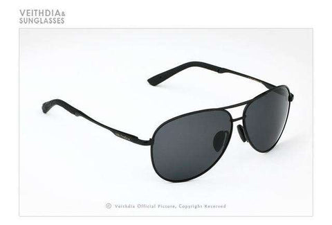 Polarised Vintage Sunglass - Wear.Style