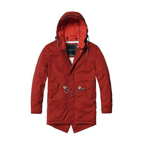 Warm Casual Thick Parkas High Quality Jacket
