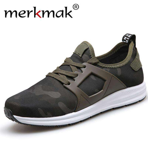 Canvas Camouflage Star Style Shoes - Wear.Style