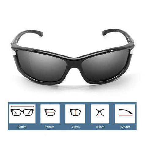 Polarised Sport Driving Cycling Glasses Oculos Sunglasses