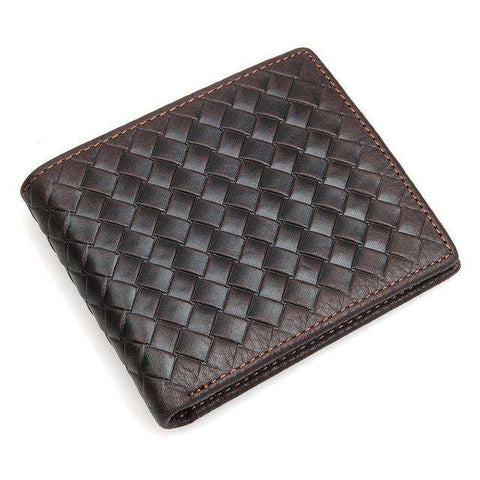 100% top quality Genuine Leather Wallet