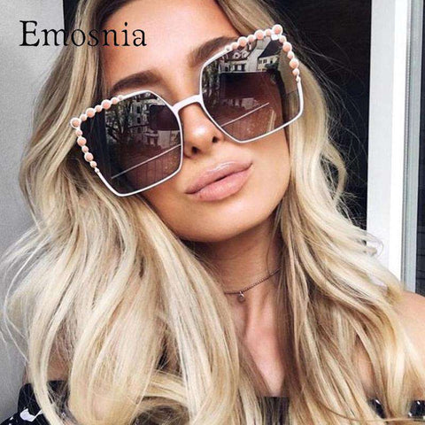 Sexy Fashion Oversized Square Sunglasses - Wear.Style