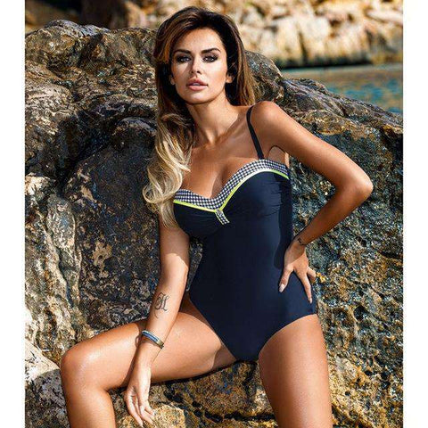 Sexy One Piece Swimming Suit
