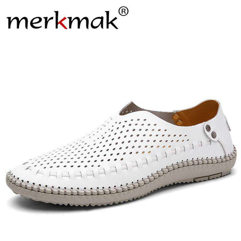 Genuine Leather High Quality Loafers - Wear.Style