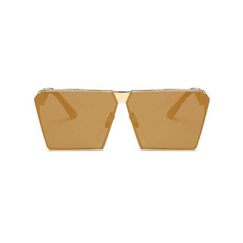 Oversized Square Gradient Designer Sun Glasses - Wear.Style