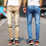 Pencil Skinny Jeans - Wear.Style