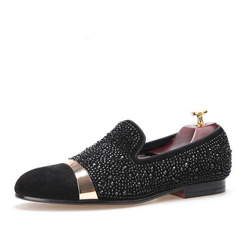 Metal buckle design Loafers