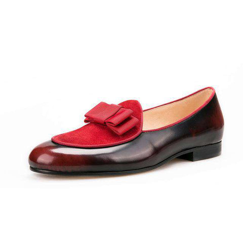 Classic Bowtie Loafers - Wear.Style