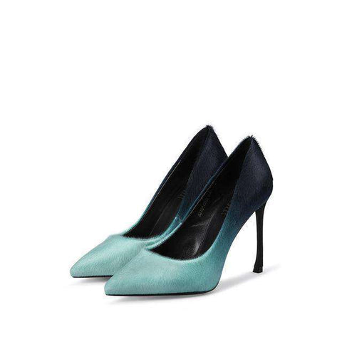 High Heel Pump Shoes - Wear.Style