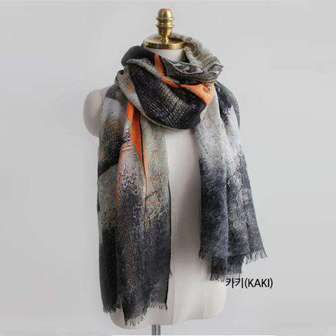 Multi-function Long Scarf - Wear.Style