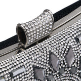 Acrylic Diamonds Small Day Clutches