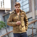 High Quality Parkas Thick Warm Coat - Wear.Style