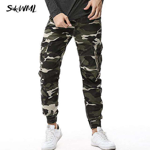 Camouflage Cargo Pants - Wear.Style