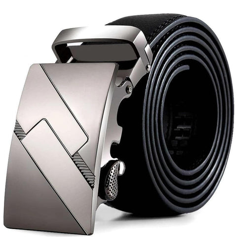 Luxury Leather Automatic Buckle Belts Belts - Wear.Style