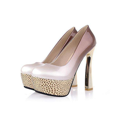 High Heel Pumps - Wear.Style