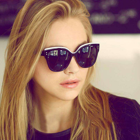Cat eye Designer Sunglasses - Wear.Style