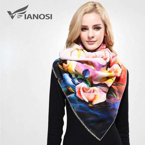 Warm Wool Scarf