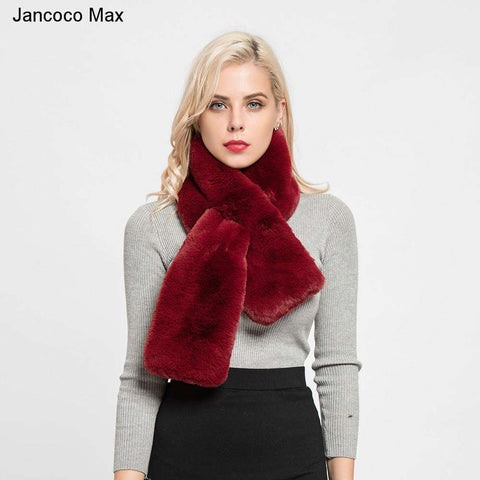Top Quality Faux Fur Scarf