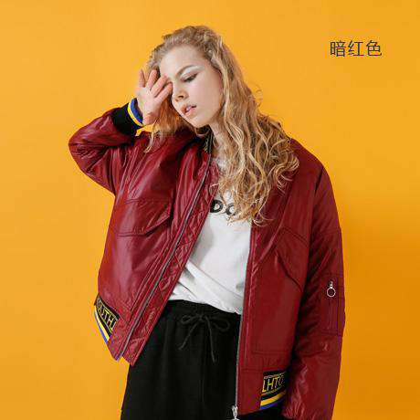 Loose Leisure Thick  Coat - WS-Jackets