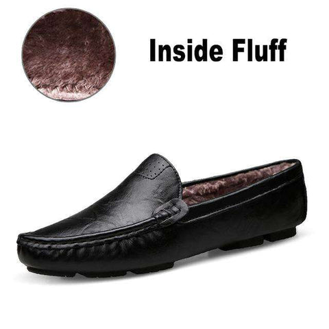 Soft Leather Handmade Loafers