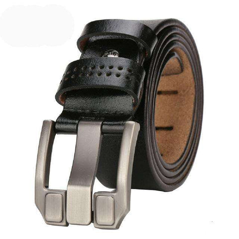 Designer Genuine Leather Cowhide Belts