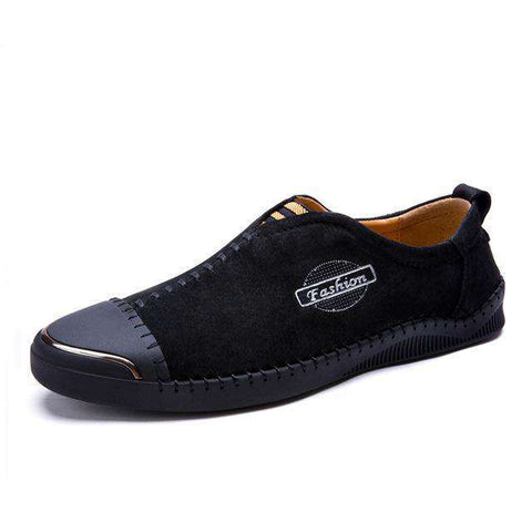 Comfortable Genuine Leather Shoes  Loafers