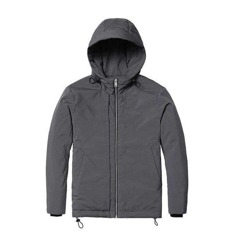 Polyester Thick Casual Warm High Quality Coat - Wear.Style