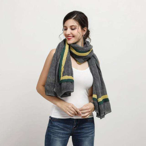 Acrylic Mixed colour Soft Scarf - Wear.Style