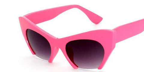 Cat Eye Designer Retro Sunglasses