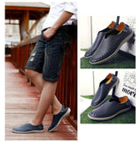 Genuine Leather Breathable High Quality Flats shoes