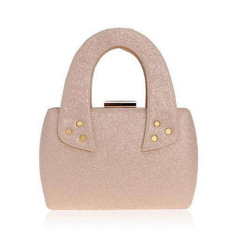 Chain Shoulder Sequinned Handbag