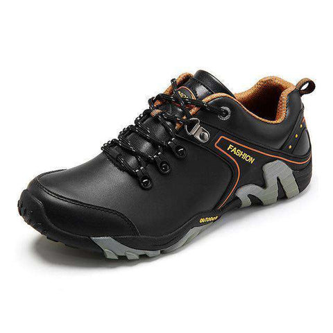 Genuine Leather High Quality Comfort Nonslip Outdoor Shoes