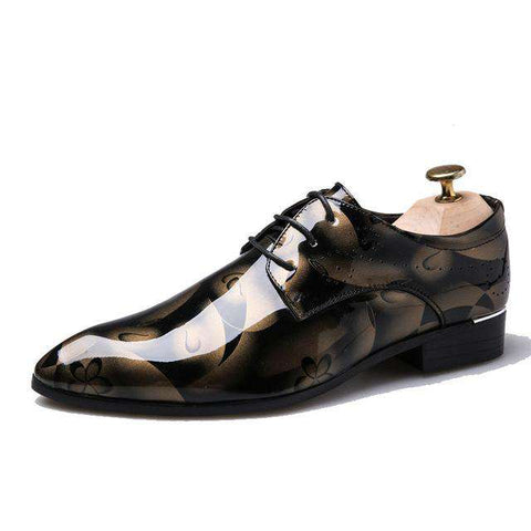 Patent Leather Magic Shoes - Wear.Style