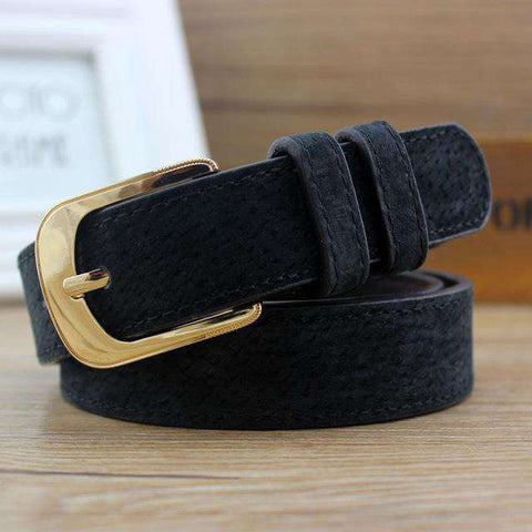 High Quality Leather belt - Wear.Style