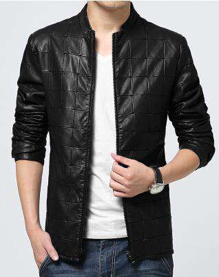 High Quality Pu Leather Jackets