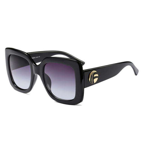 Luxury Designer Sun Glasses UV400 Gradient Lens - Wear.Style : Sunglasses