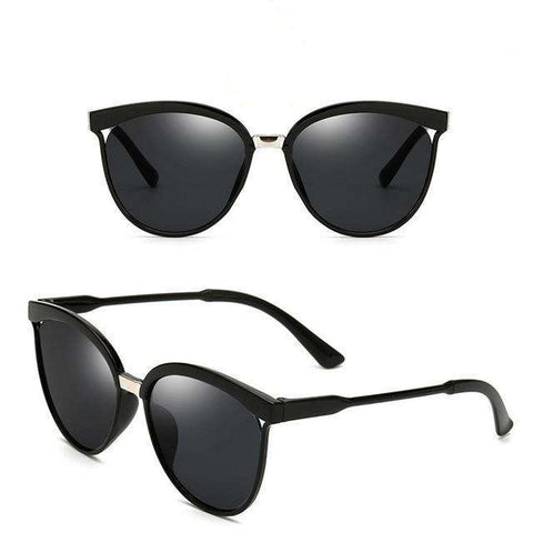 Designer Cat Eye Luxury Retro Outdoor Oculos Sunglasses