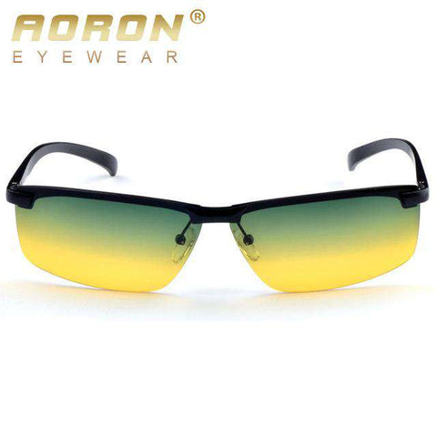 Polarised Driving Day & Night Vision Sunglasses - Wear.Style