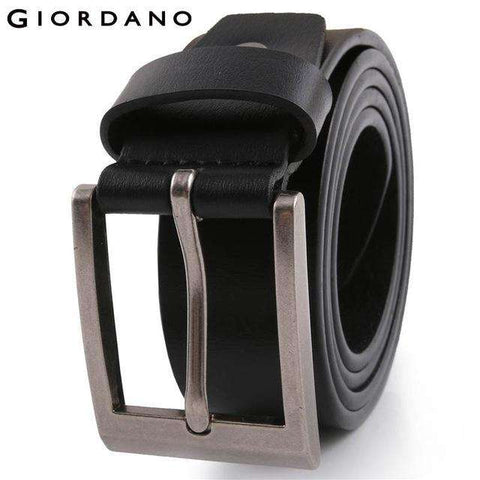 Split Leather High Quality Metal Buckle Belts