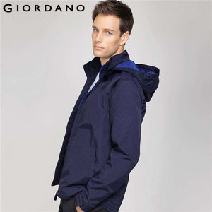 Hooded Adjustable Cuffs Removable Hood Coat