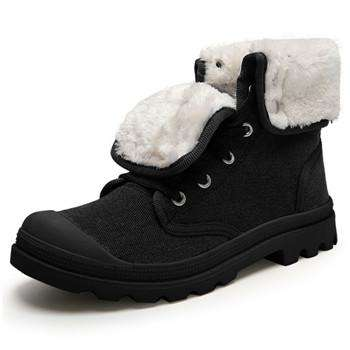 Warm High Top Plush Comfortable Ankle High Quality Boots