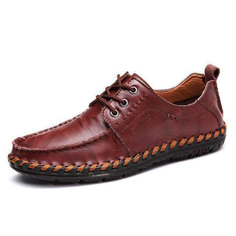 High Quality Leather Breathable Shoes
