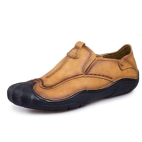 Leather Casual Comfortable Soft Breathable Loafers