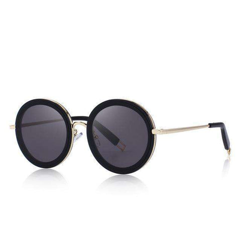 Classic Round 100% UV Protection Sunglasses